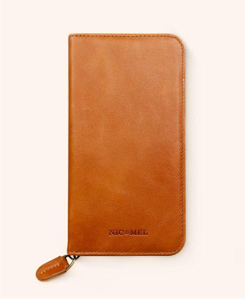 Greg cognac wallet iphone 11 Pro Max