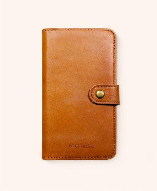 Andrew cognac wallet iphone 11 Pro Max
