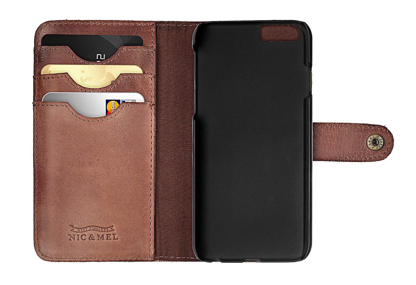 Andrew Dark Cognac for Iphone 6