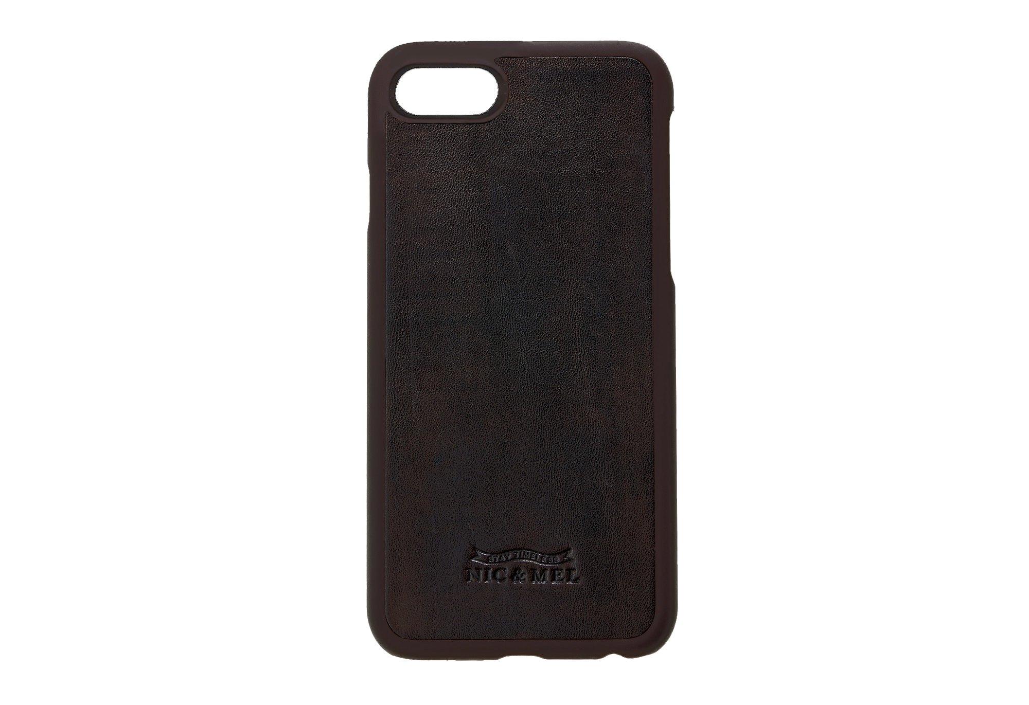 CHARLES HARDCASE <br> Dark Brown <br>iPhone 6