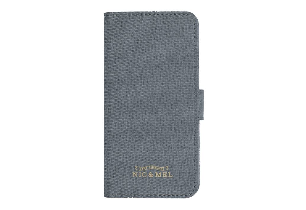 NEIL BOOKCASE <br> Blue <br>iPhone 6/6S/7