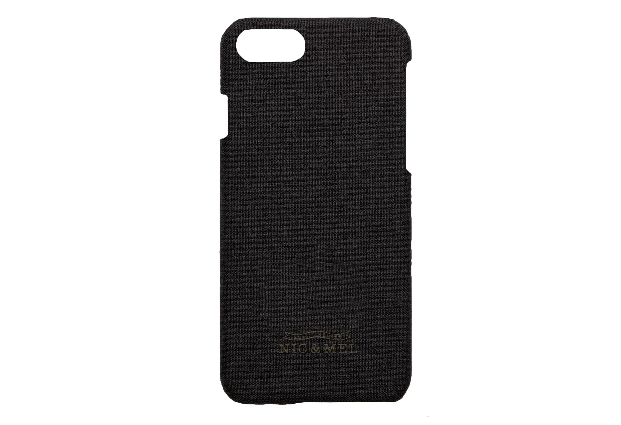 NEIL HARDCASE <br> Anthracite <br>iPhone 6/6S/7