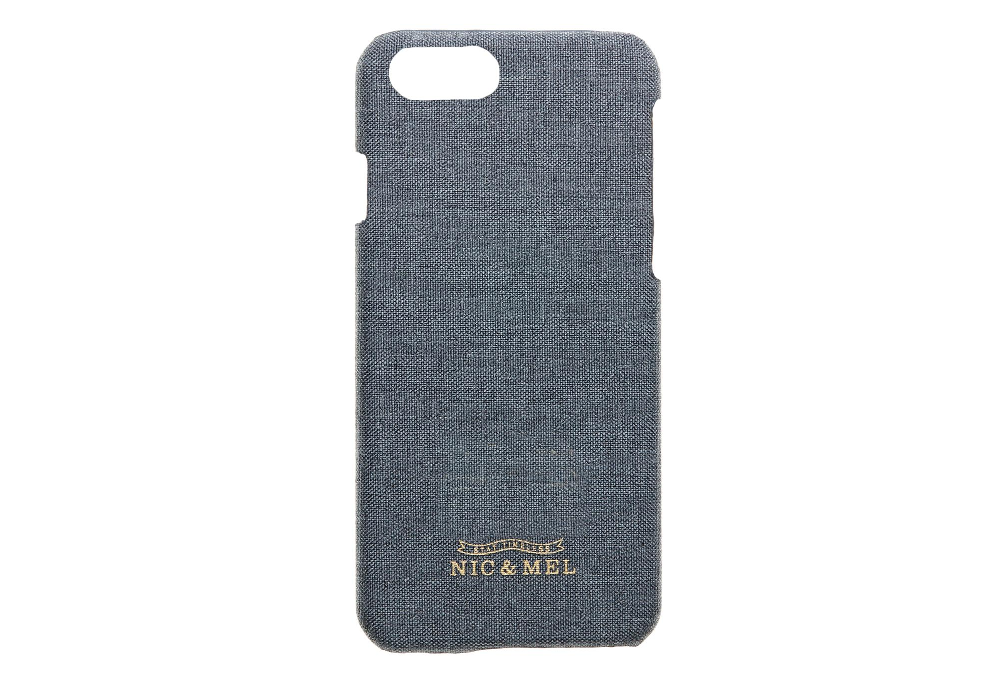 NEIL HARDCASE <br> Blue <br>iPhone 6/6S/7