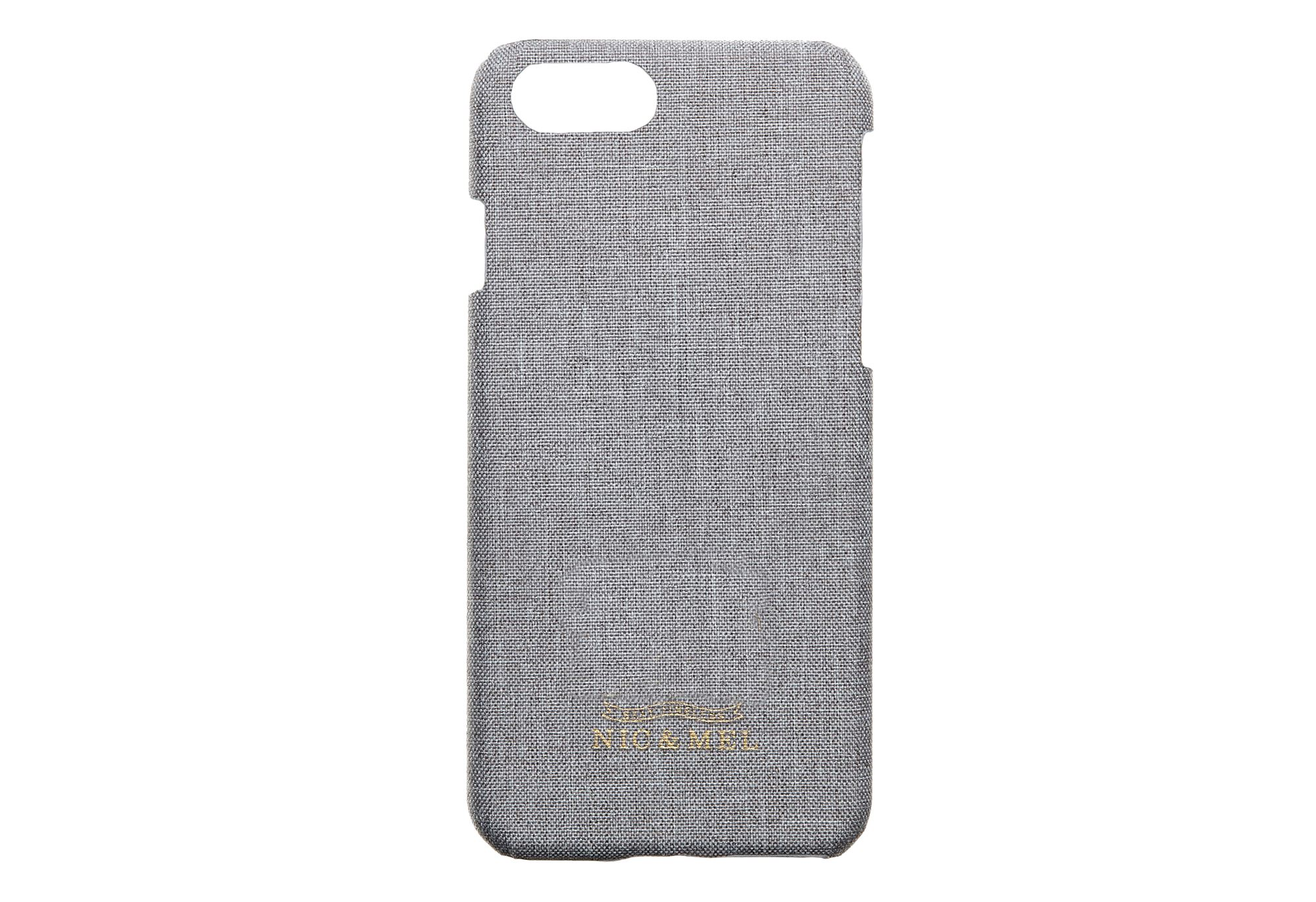 NEIL HARDCASE <br> Light Grey <br>iPhone 6/6S/7