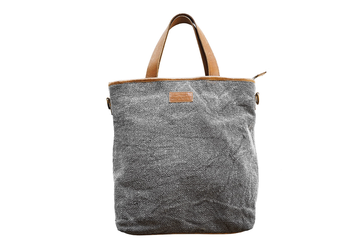 JOEY COMPUTER SHOPPER <br> tweed indigo