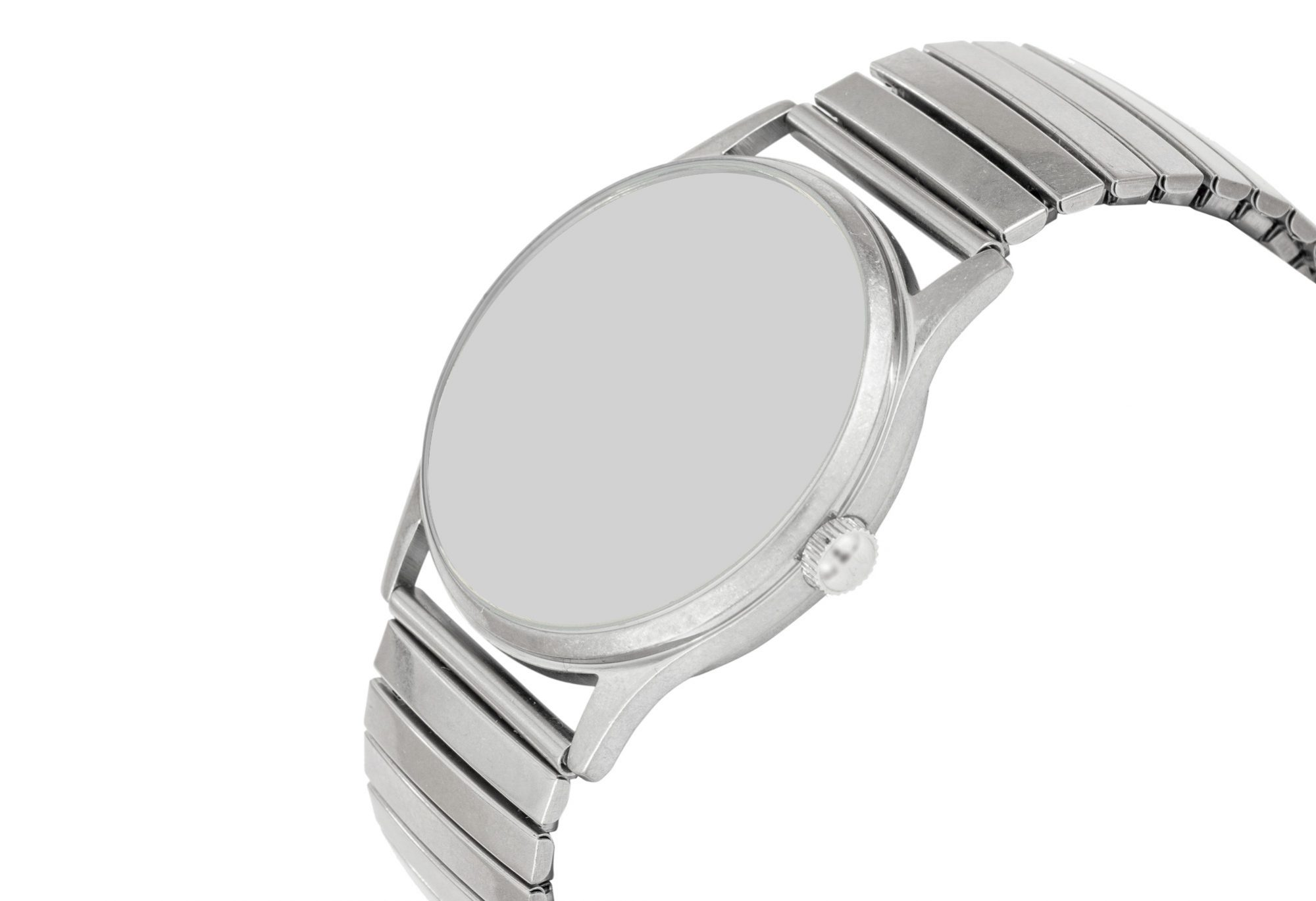 METAL WRISTWATCH BAND <br> Stainless steel