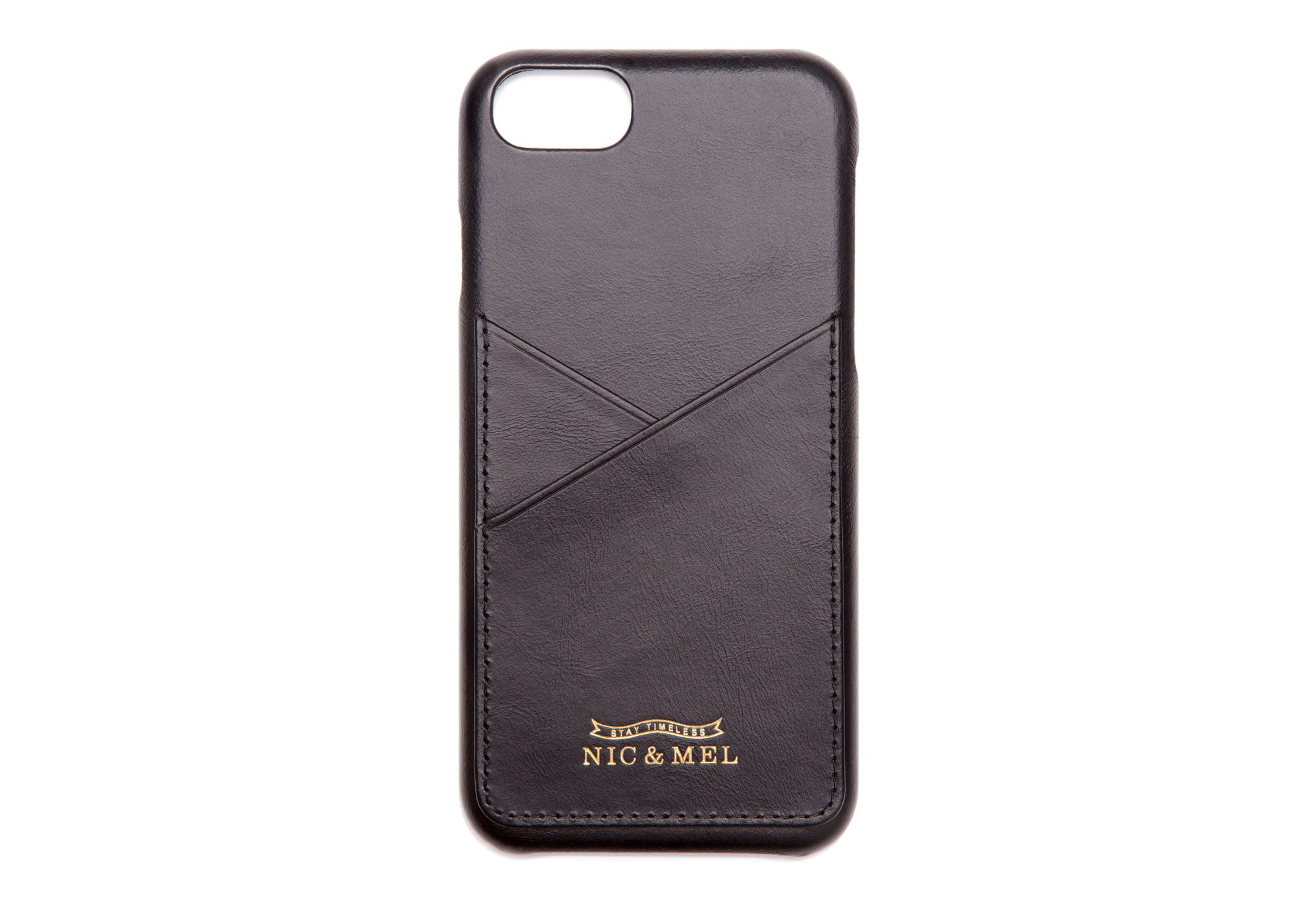 JIM HARDCASE <br>Black<br> iPhone 6/7/8