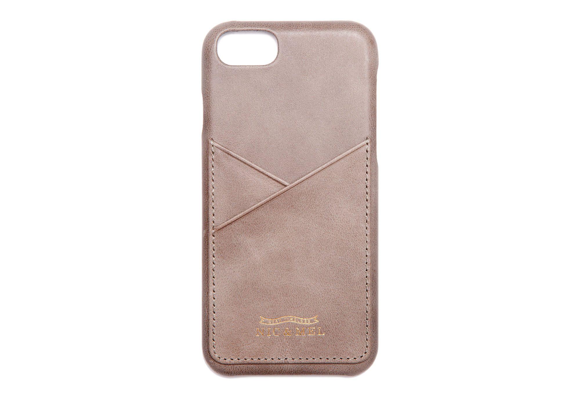 JIM HARDCASE <br> Grey<br>iPhone 6/7/8